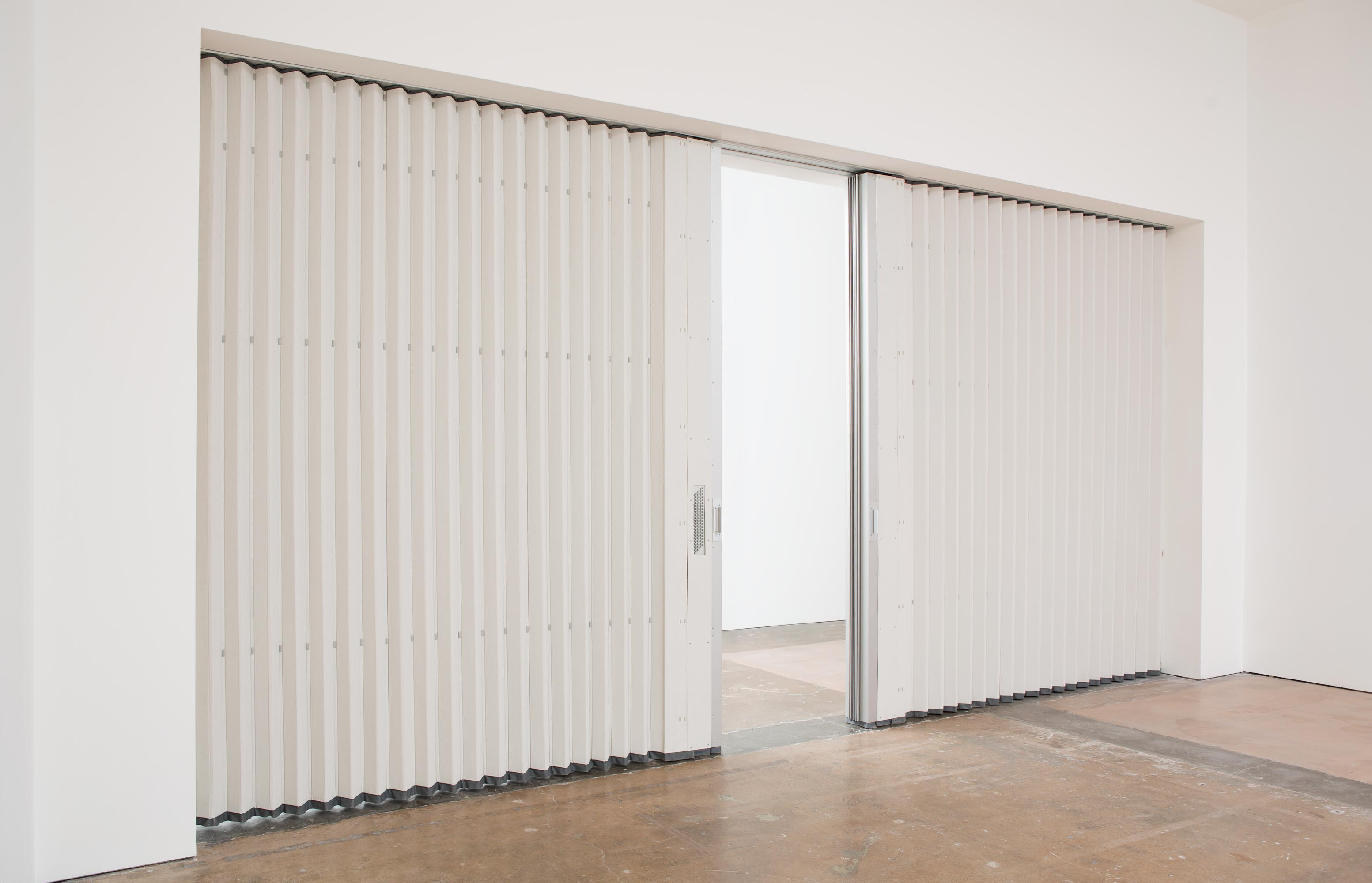 Mungo Thomson Acoustic Partition